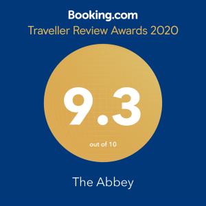 Booking.com Award 2020 Top rated B&B in Cheltenham
