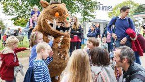 Cheltenham Literature festival