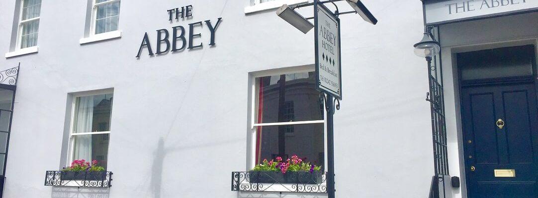 Regency building 1838 in central Cheltenham